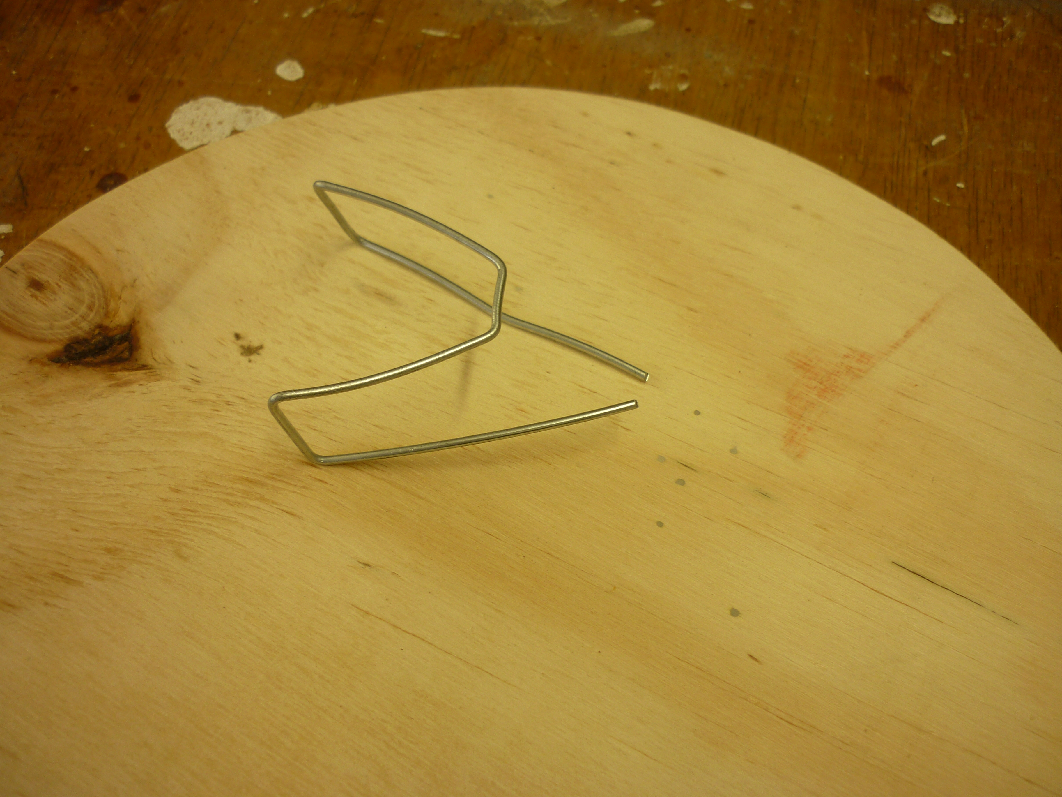 Picture of Shape the Wire Holders