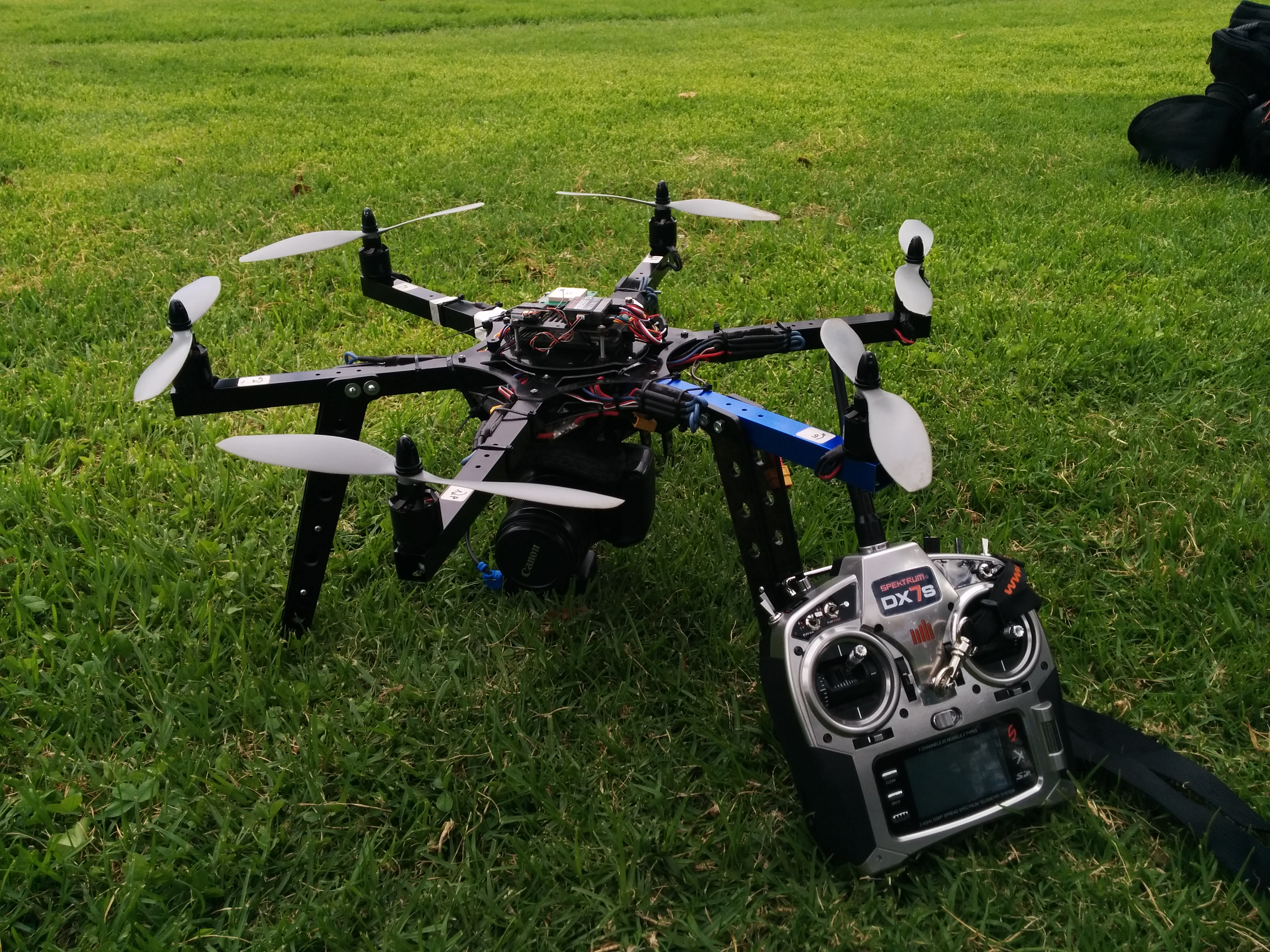 Picture of Prepare Drone for Flying.