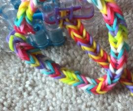 Loom Fish Tale Bracelet