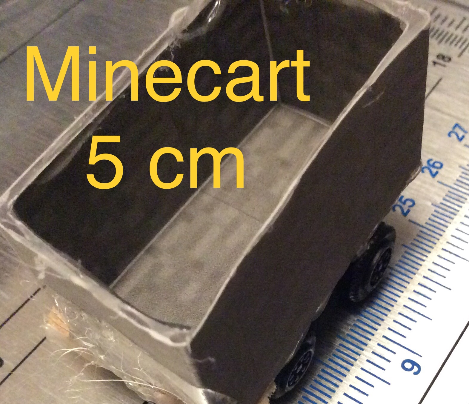 Picture of Minecart, Not Yours-cart
