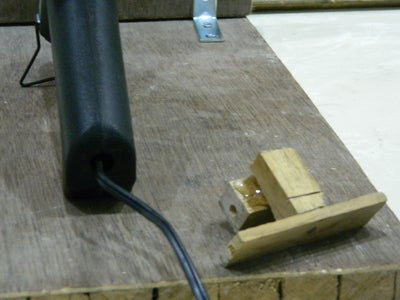 Making the Base for Crane Arm