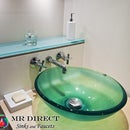 How To Clean a Glass Sink