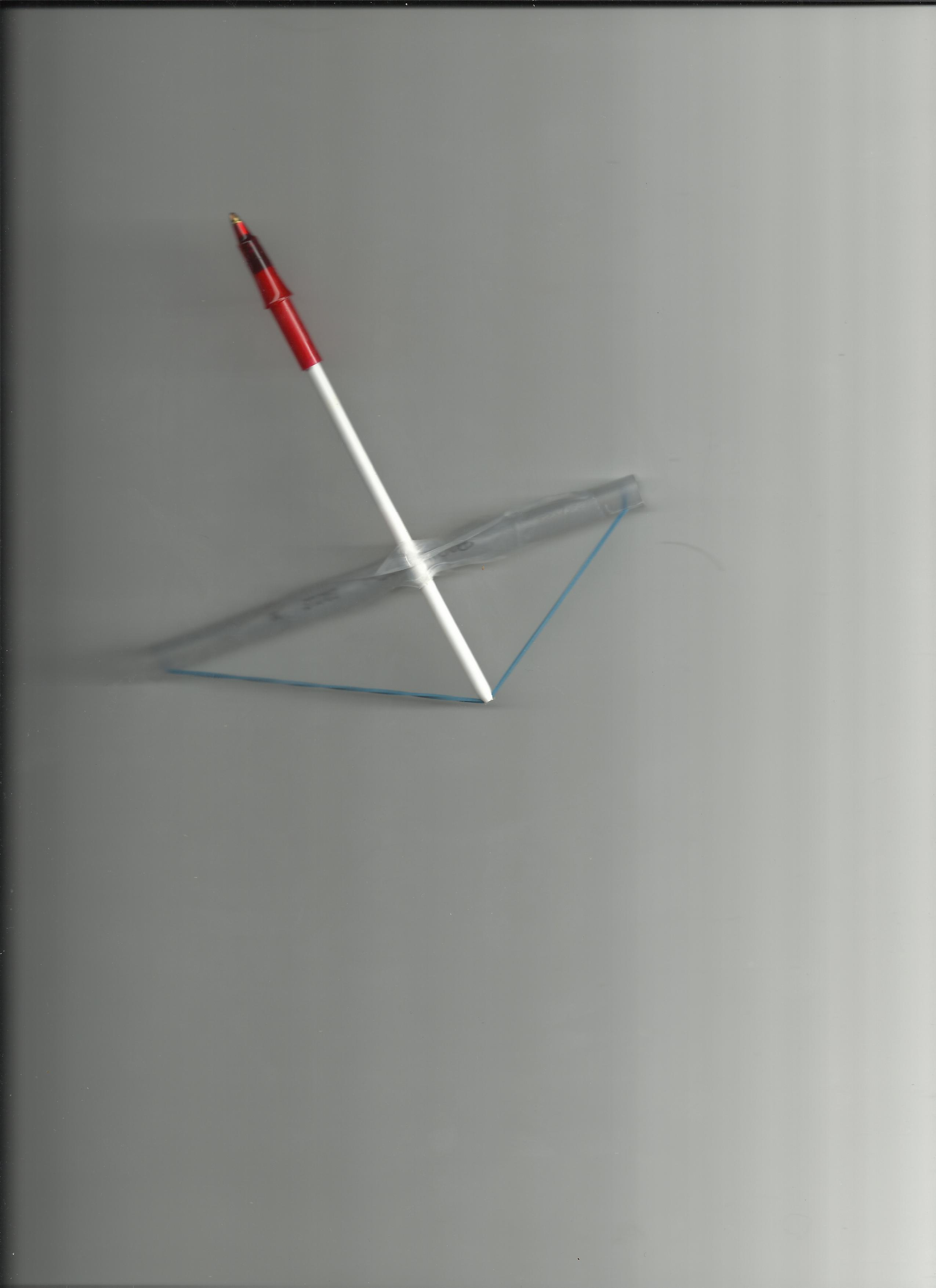 Picture of Pocket Pen Bow and Arrow