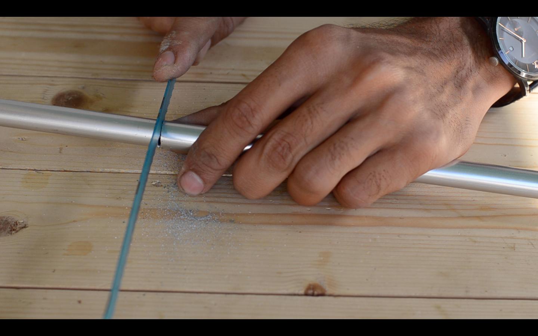 Picture of Aluminium Pipe