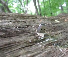 Create a USB Dead Drop in Nature