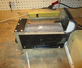 Belt Sander Stand/Mini Belt Sander