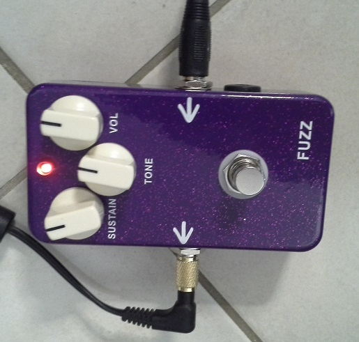 Picture of How to Make FUZZ Guitar Effect From Aliexpress DIY Kit