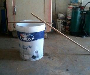 Bucket Rat/mouse Trap