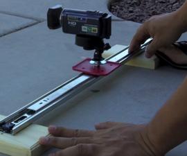 DIY $20 Camera Slider