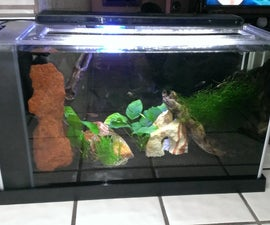 How to Make a Planted Aquarium CO2 Generator/Infuser
