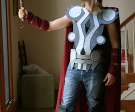 How to make a Thor Costume