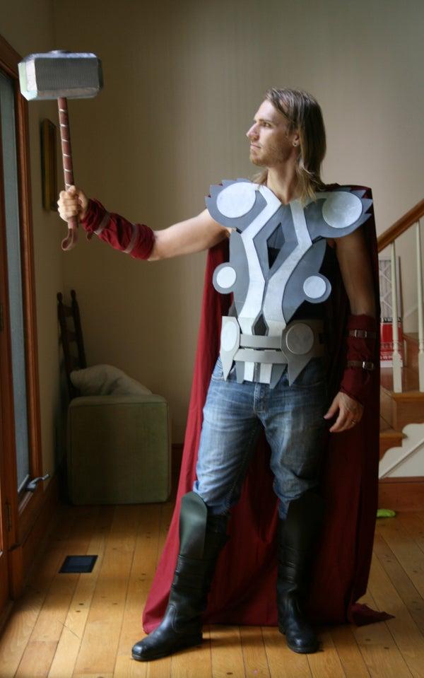 How to Make a Thor Costume