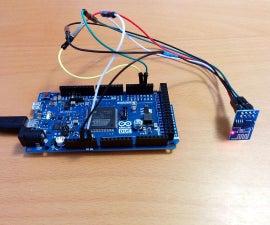 Use Arduino Due to program and test ESP8266