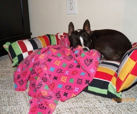 Heavy Duty Washable Pet Bed