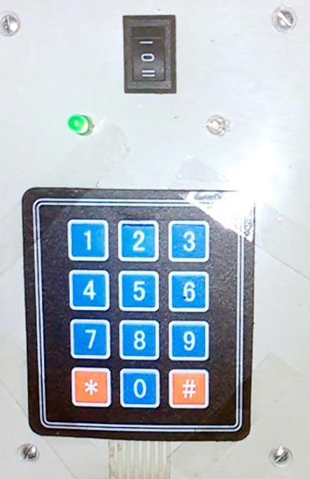Picture of Keypad Lock With Servo Using ATtiny84
