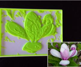 Dual Color 3d Printed Image