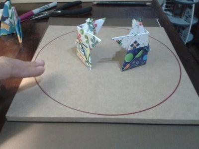 Smash Table With Kamisumo / Muele La Mesa Con Kamisumo