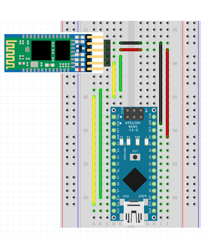 Picture of Part 4 : Bluetooth Module Integration
