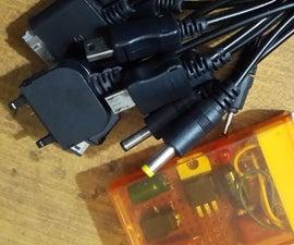 Converter 12 volt to 5 volt