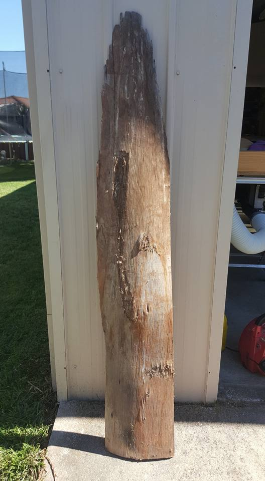Picture of Sanding My Wood and Materials Needed