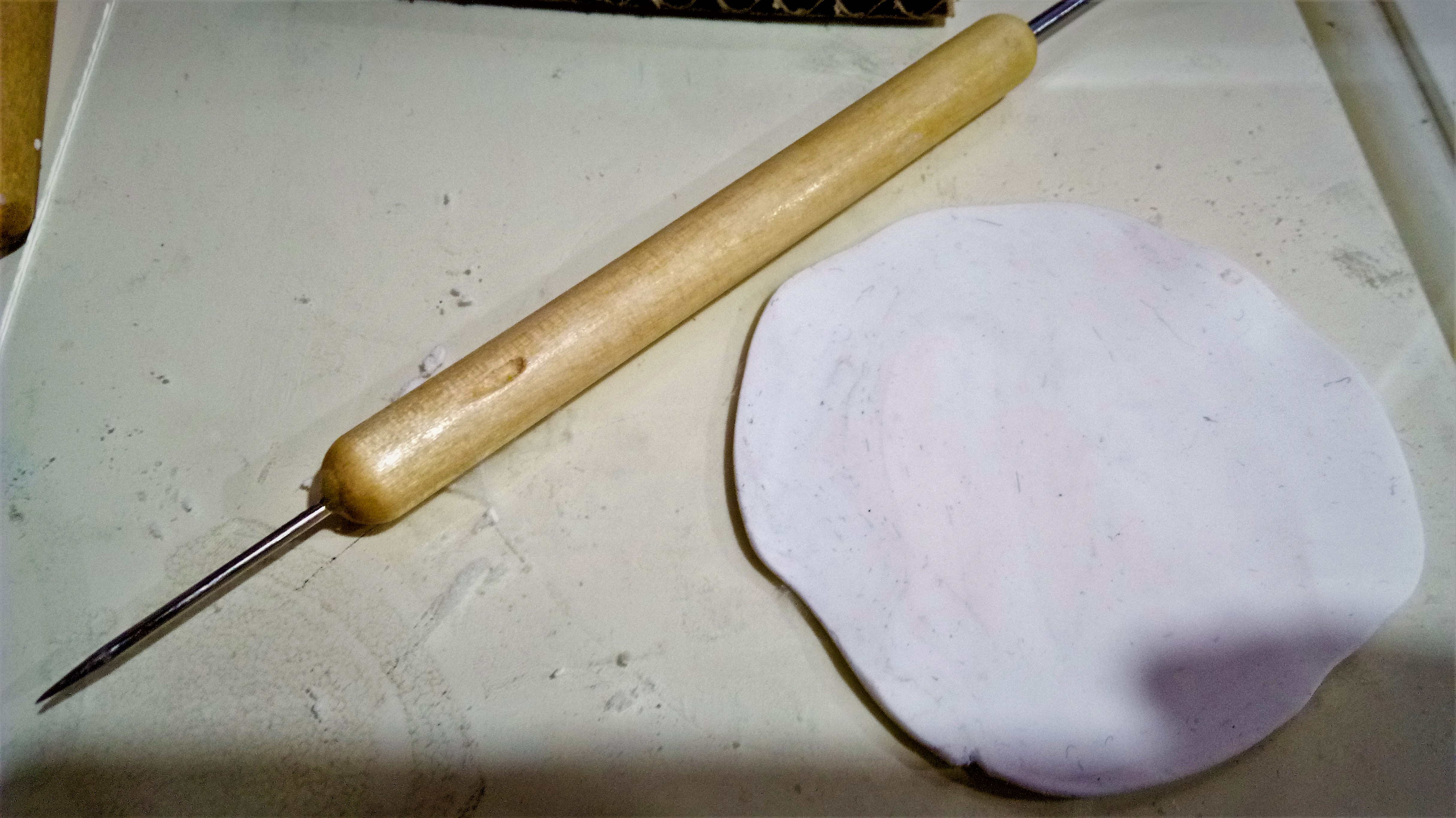 Picture of Making the Miniature Plates