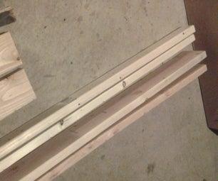 Simple Log Rack