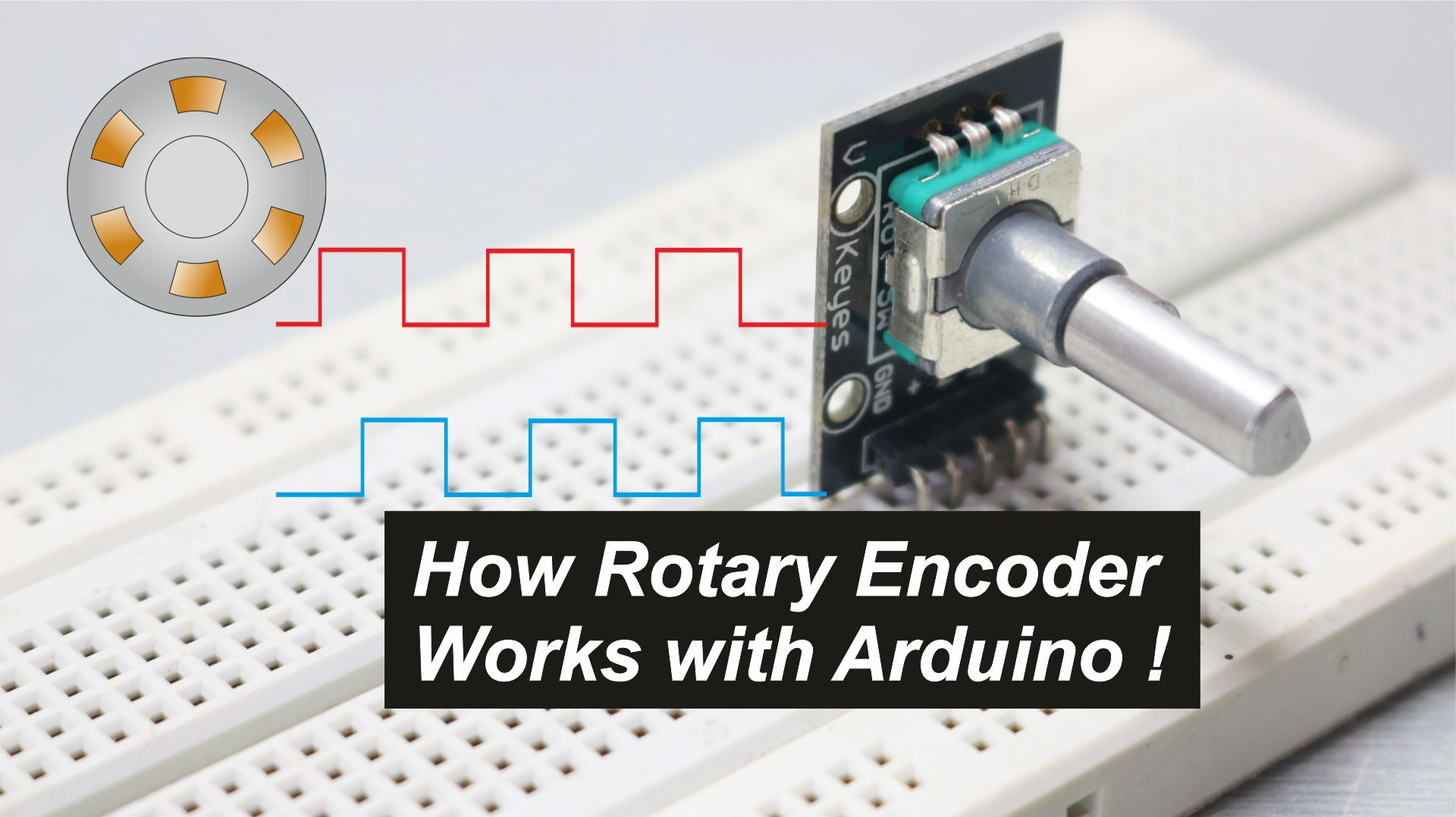 How Rotary Encoder Works With Arduino!: 6 Steps (with Pictures)