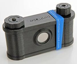 Easy 35 3D Printed Pinhole Camera