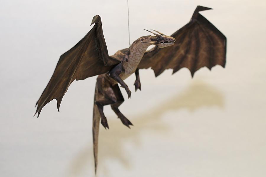 Picture of Drakan - Brown Dragon
