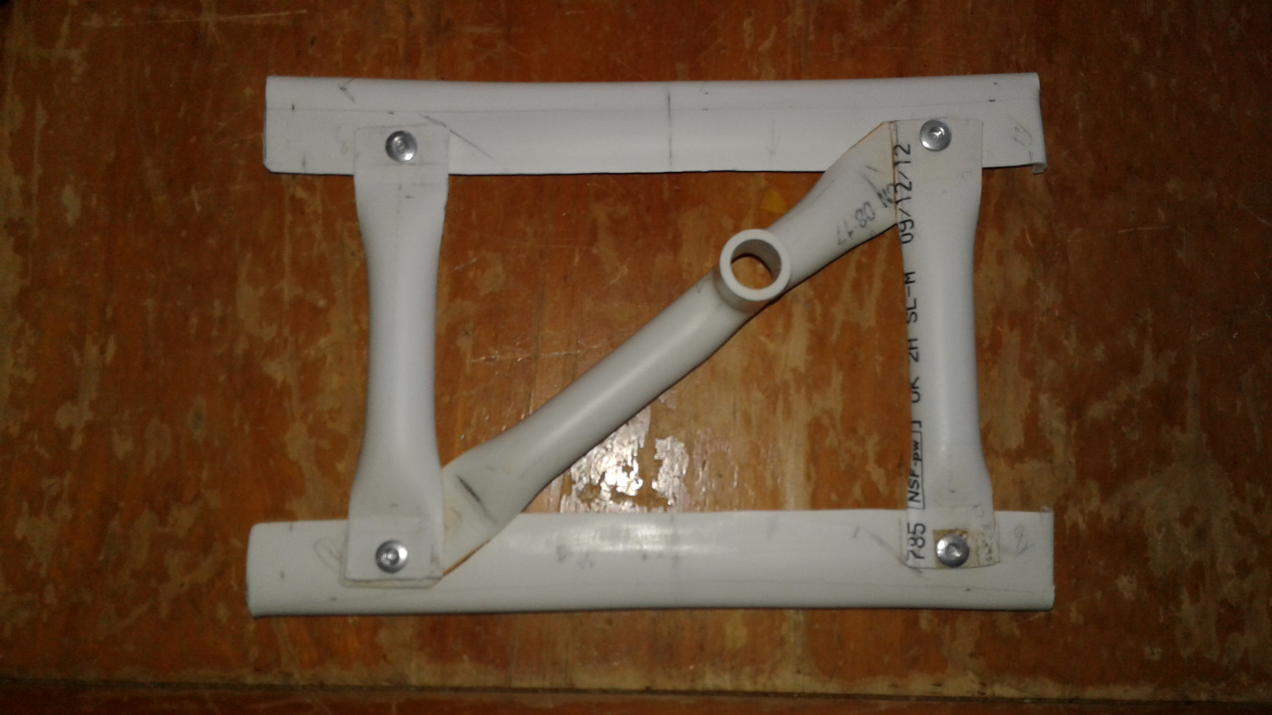 Picture of Pre Assemble the Frame