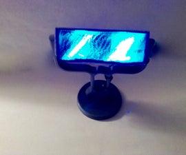 3D-Printed Mini Lamp