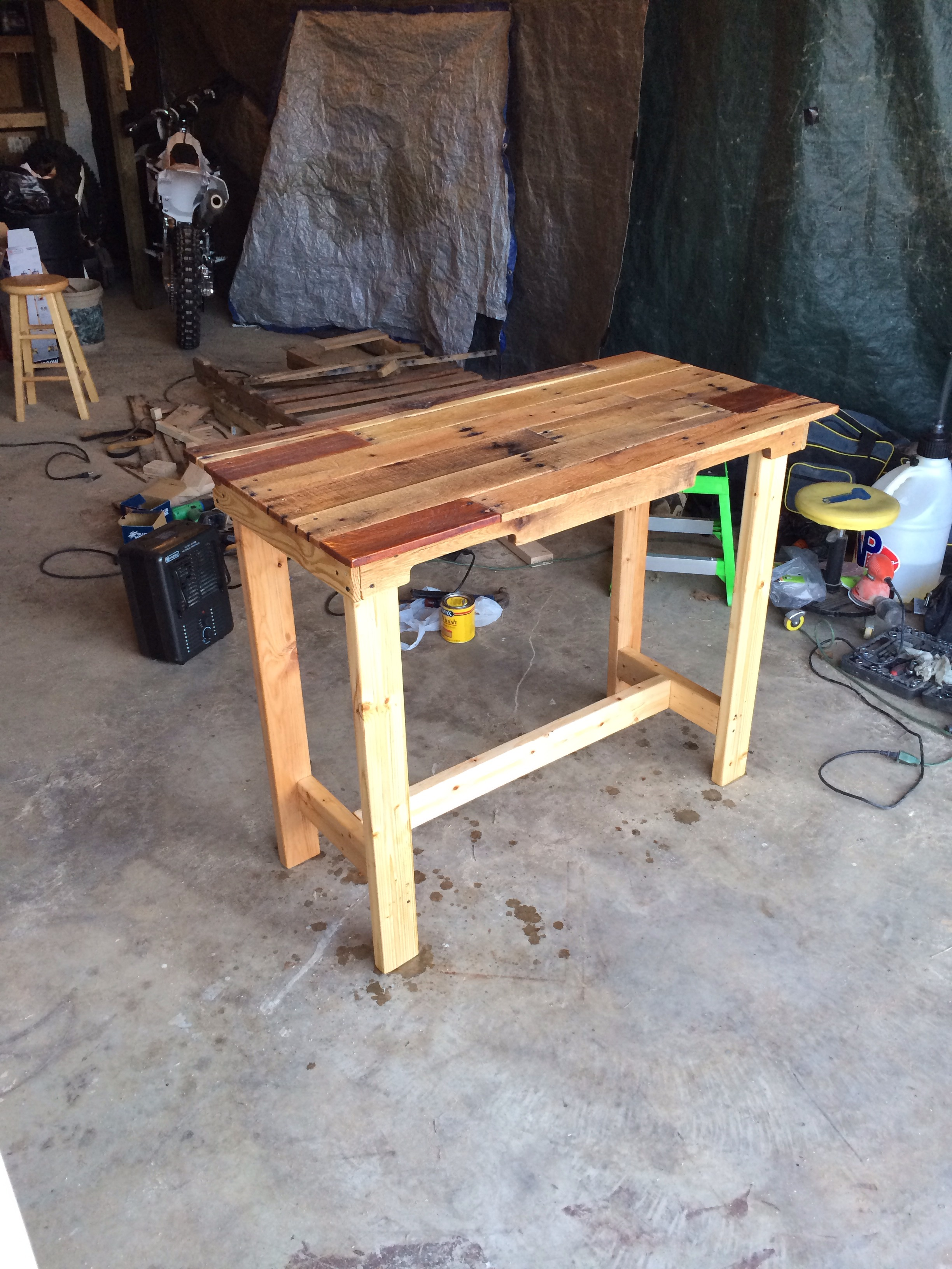 Picture of Pallet Table