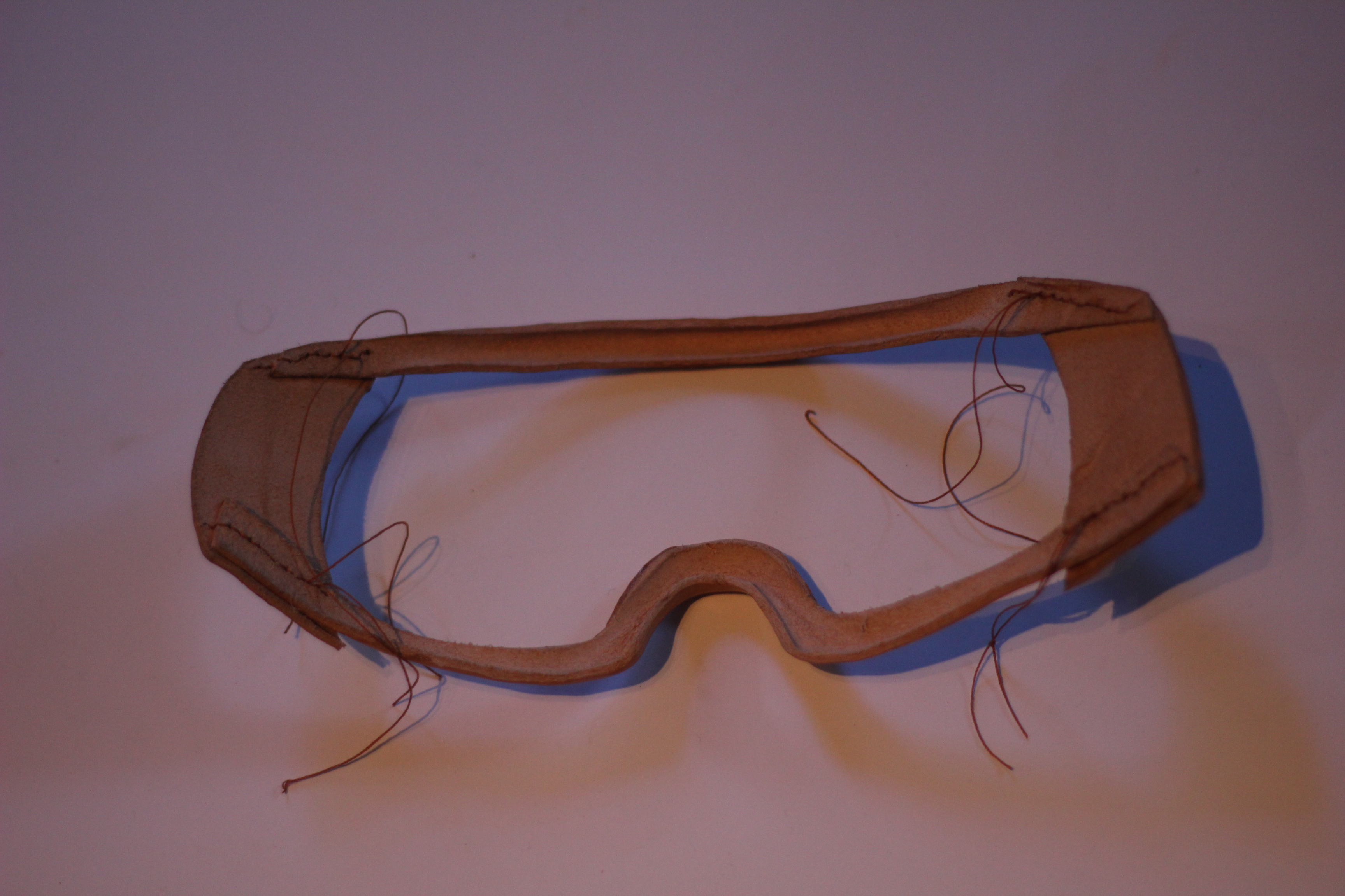 Picture of Attaching to the Goggles