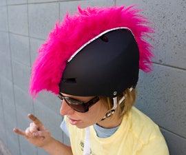 Helmet Mohawks in 10 Minutes