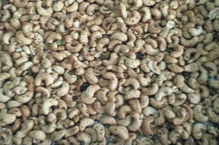 Chili, Lime Roast Cashews