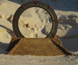 Stargate Scale Model