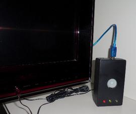 Home Entertainment Auto Power-down (HEAP Controller)