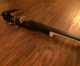 2x4 Electric Violin