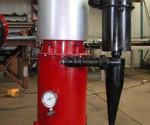 Building the GEK Gasifier in Seven Parts