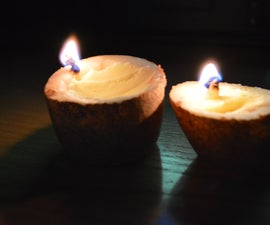 How to Make Emergency Candles