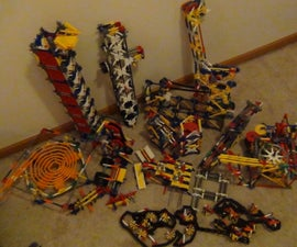 K'nex Marble Machine Elements Official Guide