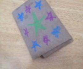 DIY Paper Bag Wallet