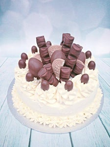 KINDER BUENO CAKE-Best Cake Ever