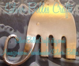 Upcycled SIlverware Jewelry