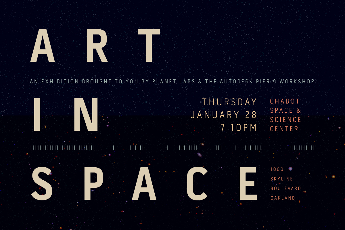 Picture of How to Send Art Into Outer Space