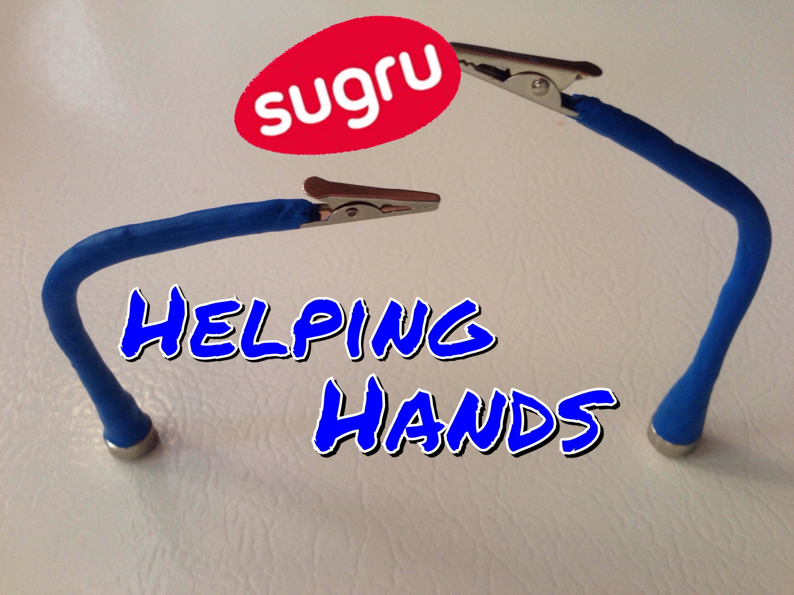 Picture of Sugru Magnetic Helping Hands