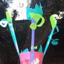 Idea Explosion Thinking Caps - 1st Grade Tinkering - Week 9