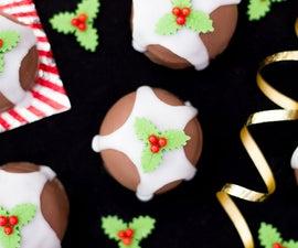 How to Make Christmas Pud Teacakes
