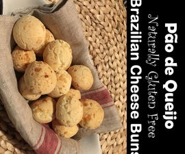 Pão De Queijo – Gluten Free Brazilian Cheese Bun