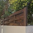 INCREASE HEIGHT OF GARDEN WALL OR FENCE